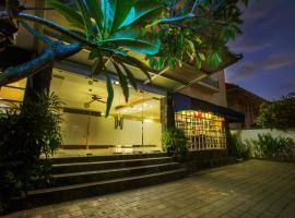 机场库塔酒店和住处