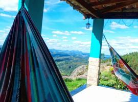Casa Azul Aconchego