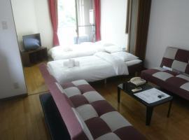 普雷森特比尔红卡瓦城市公寓