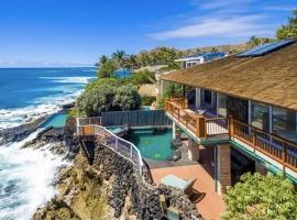 海上9千平方英尺私人住宅度假屋