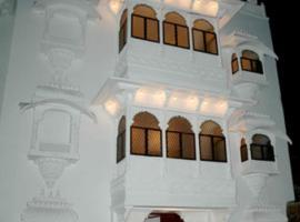 本迪哈维酒店