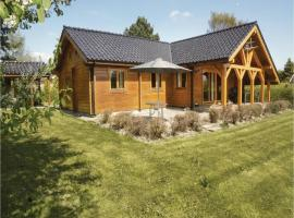 Four-Bedroom Holiday Home in Hesselager