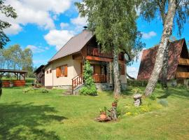 Holiday home in Stanovice/Südböhmen 1495