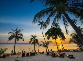椰林海滩温泉度假酒店