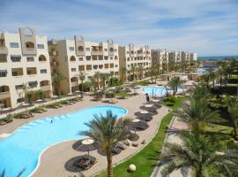 Private Apartments in Nubia Aqua Beach Resort
