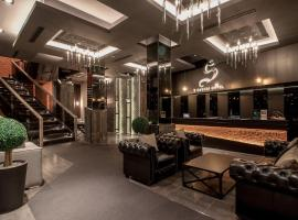 S哈代酒店