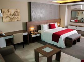 Hotel 5 de Mayo, 普埃布拉