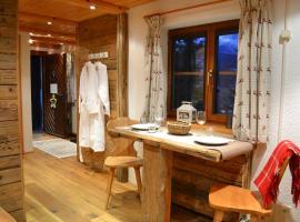 Ski Cabin Hintermoos