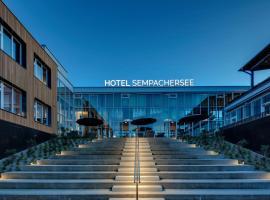 森帕赫湖瑞士质量酒店