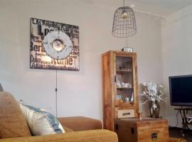 Vintage-Appartement zum Wohlfühlen