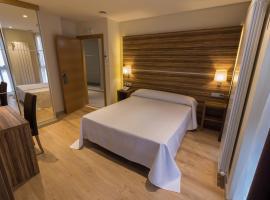 Hotel Novo Cándido, 奥伦塞