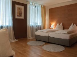 勒兹尔特 - 阿米奇酒店, 施特拉斯瓦尔兴