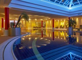 腓特烈罗达H+水疗酒店,位于腓特烈罗达的酒店