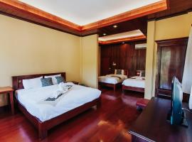 湄公河畔提普别墅酒店