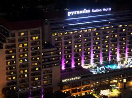 开罗皮拉米萨套房酒店,位于开罗的酒店