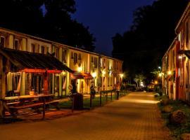 哈兹洛奇酒店,位于戈斯拉尔的酒店
