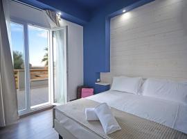 Hotel della Contrada, 切齐纳的码头
