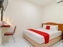 古宁安西普拉世界2号红门酒店