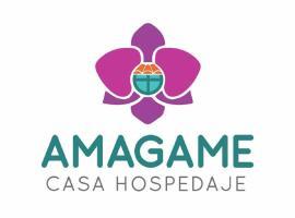 Casa Hospedaje Amagame
