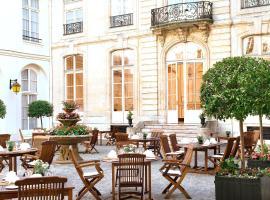 巴黎圣詹姆斯阿尔巴尼Spa酒店