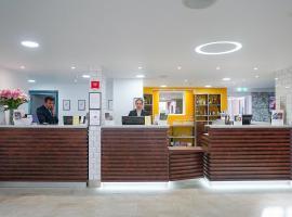 伦敦克罗伊登贝斯特韦斯特优质公寓式酒店