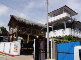 特林科海滩酒店