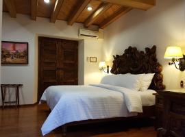 我的太阳中心酒店, Uruapan del Progreso