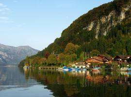湖畔小屋酒店