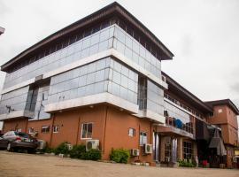 Glasshouse hotels & Suites, Egba
