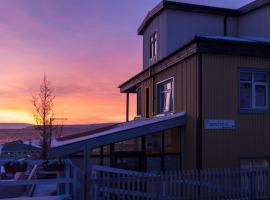 芬娜酒店, Hólmavík