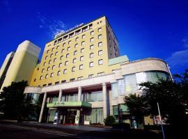 日向弗福特酒店,位于日向的酒店