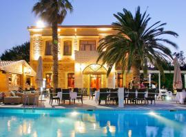 希腊希俄斯城堡酒店