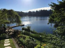 Cottage Lake Bed and Breakfast, 伍丁维尔