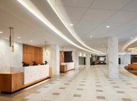 华盛顿希尔顿酒店