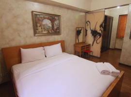 2 BR Spacious Sudirman Tower Apartment Semanggi By Travelio