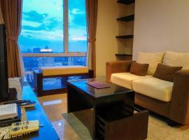 塔维罗迷人景色FX苏德曼两卧室公寓
