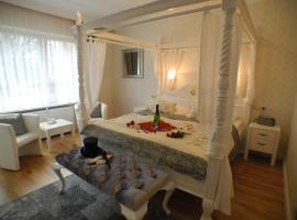 Stadtparkhotel Alexandra,位于巴特哈尔茨堡的酒店