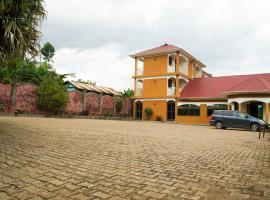 Rays Hotel, Mbarara (Rwampara附近)