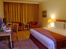 沙迦瑞士贝尔酒店