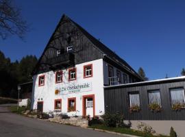 Die Oberlochmühle PENSION