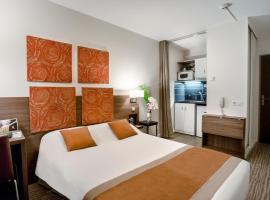 凯拉迪尚贝里中心住宿酒店,位于尚贝里的公寓