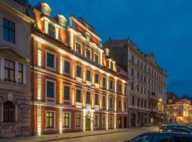 里加老城普尔曼酒店