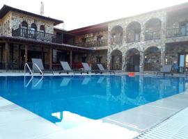 莫纳斯提尔酒店