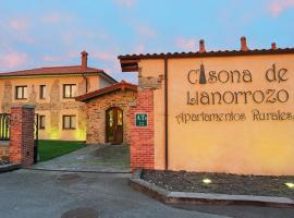 卡松纳德亚诺罗佐乡村公寓
