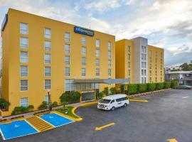 圣路易斯波多西大学区城市快捷酒店