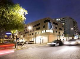 巴黎十七区奥德利城公寓式酒店,位于巴黎的公寓