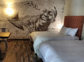 Piki Hotel y Hostal, Cholula