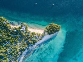 Azura Quilalea, Ilha Quilaluia (Macomia Administrative District附近)