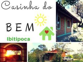 Casinha do Bem, Conceição da Ibitipoca