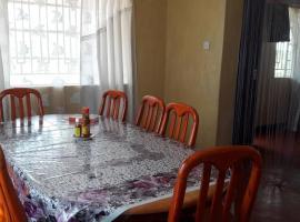 Ennie's Lodge, Mzuzu
